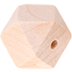 Hexagon (Holz) 12mm : roh