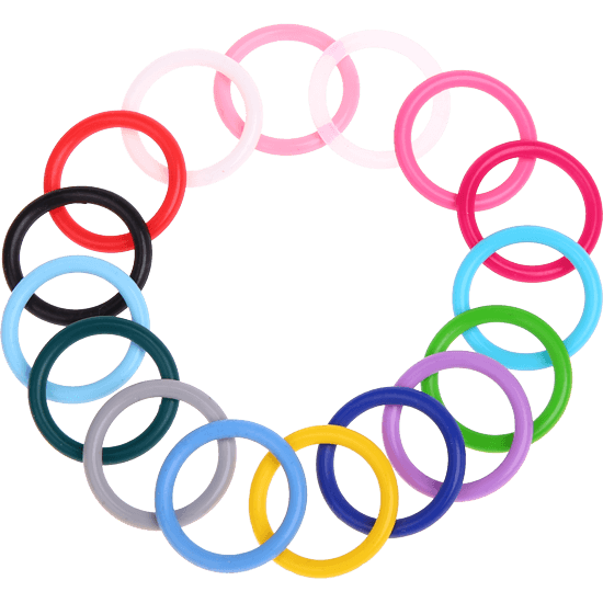 Pacifier Adapter Rings - mini
