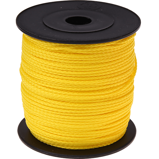 5m PP-Polyester 1,5mm yellow