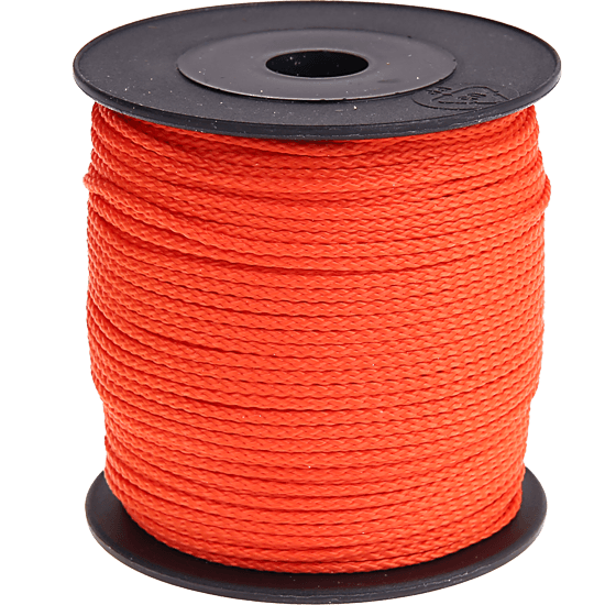 100m PP-Polyester 1,5mm orange