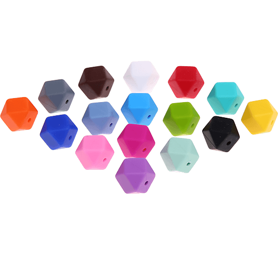 Silikon Hexagon 14mm