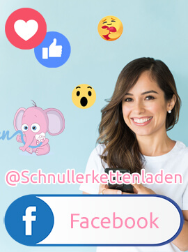 Schnullerketten.de auf Facebook