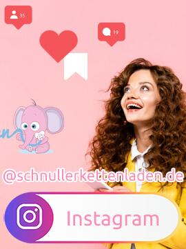 Schnullerketten.de auf Instagram