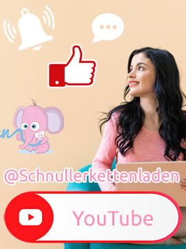 Schnullerketten.de auf Youtube